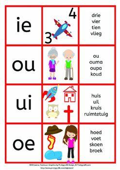 Alfabet en Klanke