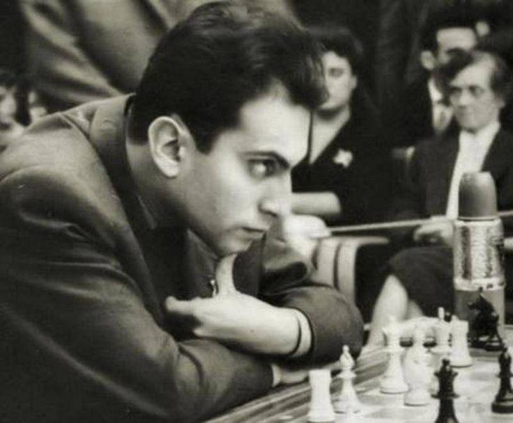 Михаил Таль: любовные победы гроссмейстера » Женский Мир