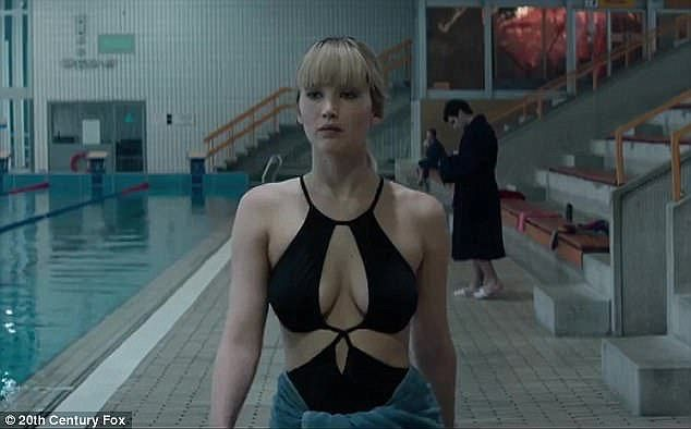 In character: Jennifer's upcoming movie Red Sparrow is set to hit theaters on March 2... #jenniferlawrence #celebrities