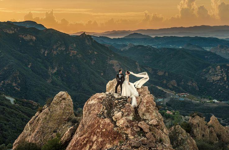Ces magnifiques photos de mariage vont vous couper le souffle