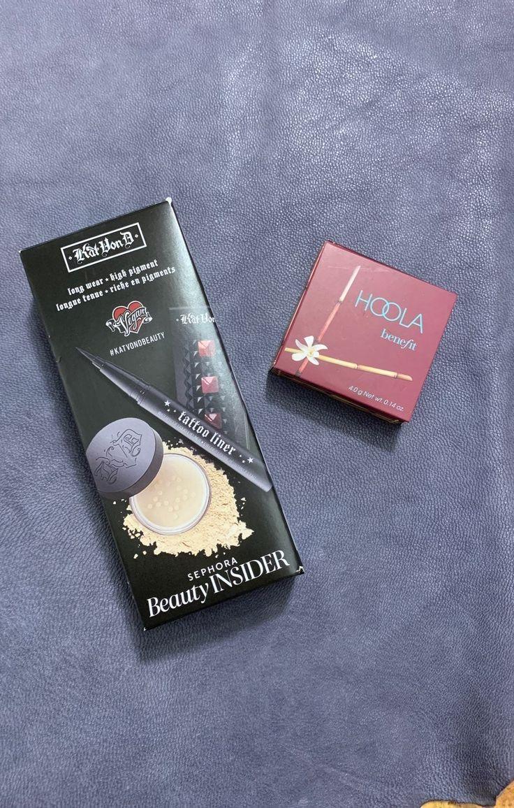 Ulta Birthday Gift Benefit's Hoola Bronzer. Sephora Kat