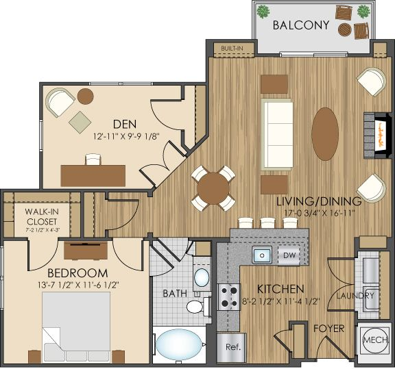 Condos For Rent With Garage: 534 Best Images About APARTMENT FLOOR PLANS On Pinterest