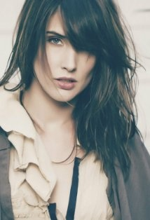 Cobie Smulders - Never knew about you until The Avengers :)
