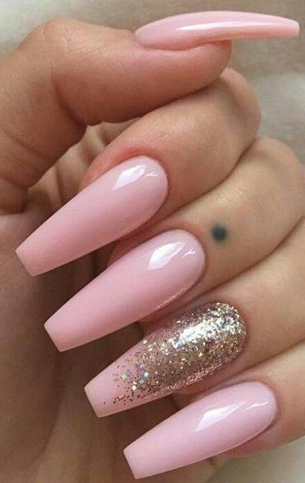 24 Acrylic Coffin Nail Designs to Enhance Your Features