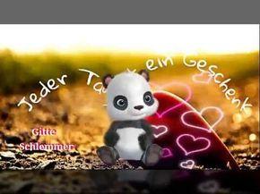 Biene Maja wünscht mit Musik und guter Laune guten Morgen, Küsschen, Steffi zoobekanal - YouTube