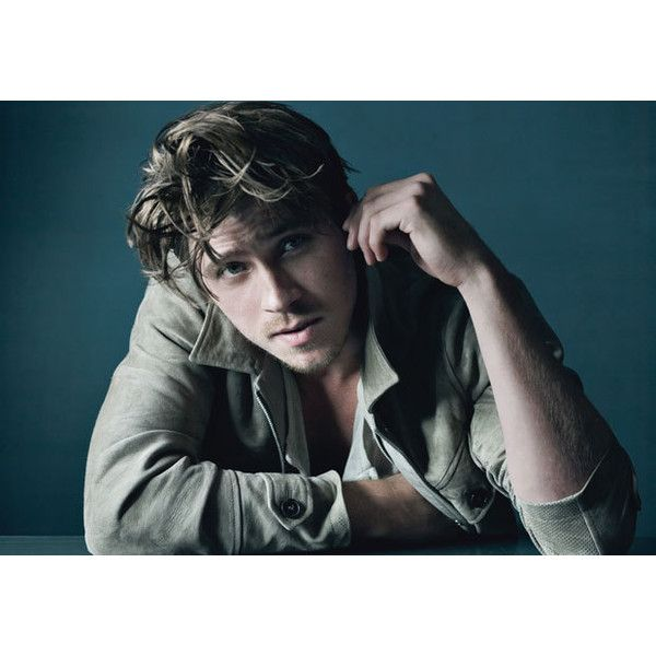 Garrett Hedlund Road Scholar ❤ liked on Polyvore featuring garrett hedlund and people