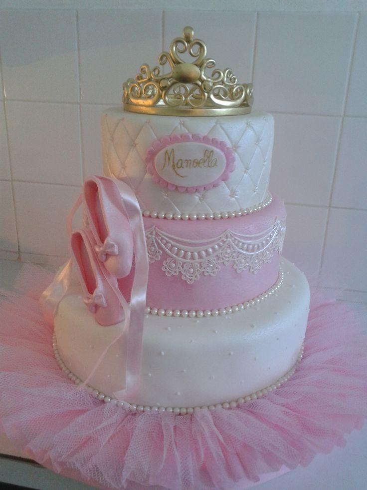 Bolo de Bailarina torta