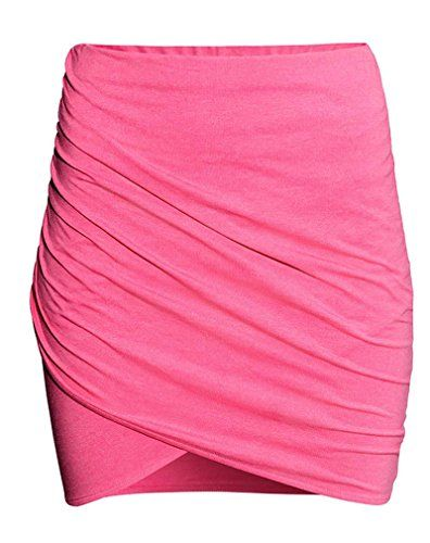 St. L'amour Asymmetrical Wrap Skirt Stretch Slim Short Skirts Cherry Red XXs St. L'amour http://www.amazon.com/dp/B014MGOY04/ref=cm_sw_r_pi_dp_hU64vb1RWQT9W