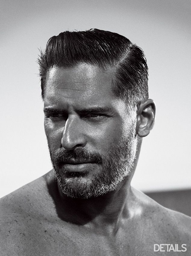 Joe Manganiello Covers June/July 2015 Details, Talks Being Objectified