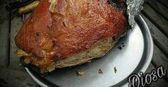 Fabulosa receta para Pierna de cerdo asada al estilo Dominicano. Una receta perfecta para tu cena de navidad!! La pierna de cerdo asada es el plato principal de los Dominicanos en cena de Nochebuena, esta pierda queda con un sabor muy delicioso y con la piel bien crocante.