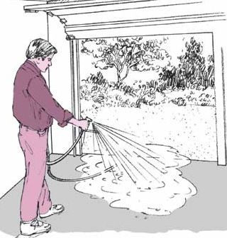 60 best images about floor cleaning tips on pinterest for Garage floor cleaning tips