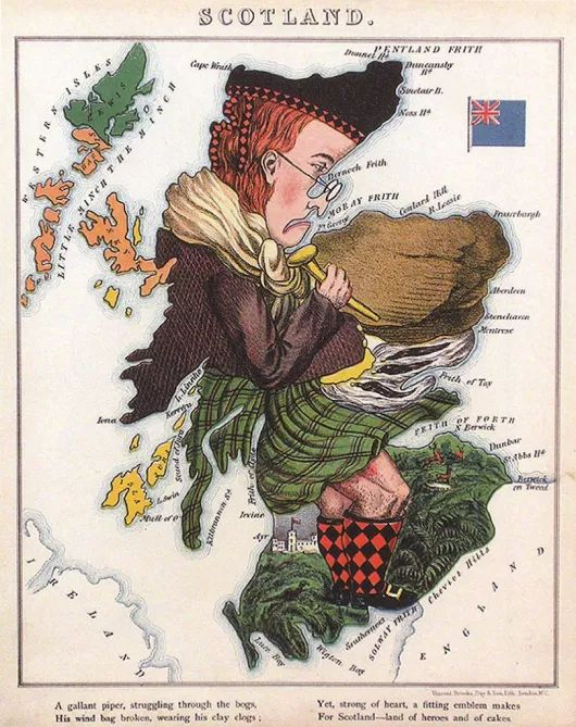 Scots and the City