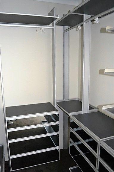 Ximula custom built wardrobe drawer boxes by The Wardrobe Man