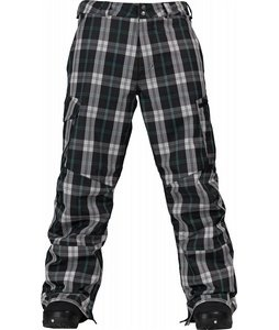 These Burton Snowboard Pants are the perfect choice for the snowboarder that wants to look good and stay comfortable on the slopes. The durable 2-layer fabric will keep out the elements while also remaining breathable so you never overheat. The taped seams and sig fit will ensure a wide range of motion so you're always ready to make quick moves. The light insulation and mesh lining will never weigh you down so you're always comfortable. The venting and mesh lining will provide airflow so you…