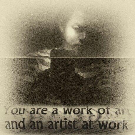 What art I am