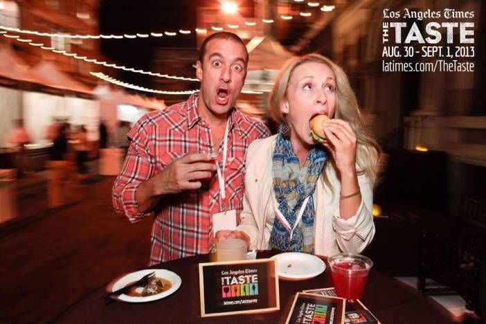 100 Days of Summer #42 – Preview THE TASTE Festival in L.A. with Decadent 3-CourseMenu