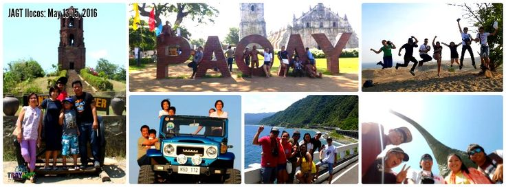 Ilocos Join A Group Tour, May 2016 #ilocos #laoag #vigan #pagudpud #trip #roadtrip #travel #package #tour #joinagroup #philippines #itsmorefuninthephilippines #onlyinthephilippines