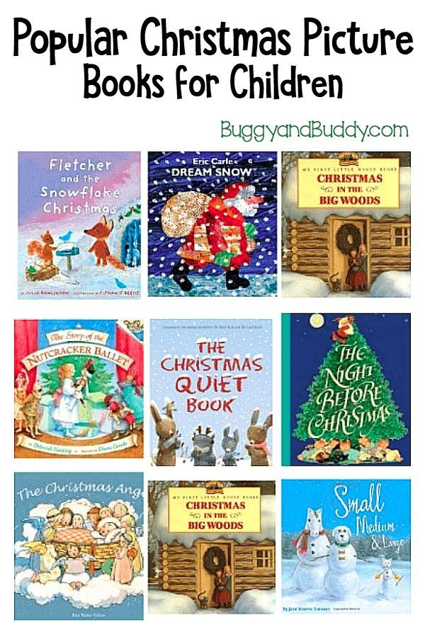 Our Favorite Christmas Books For Kids Christmas For Kids Family