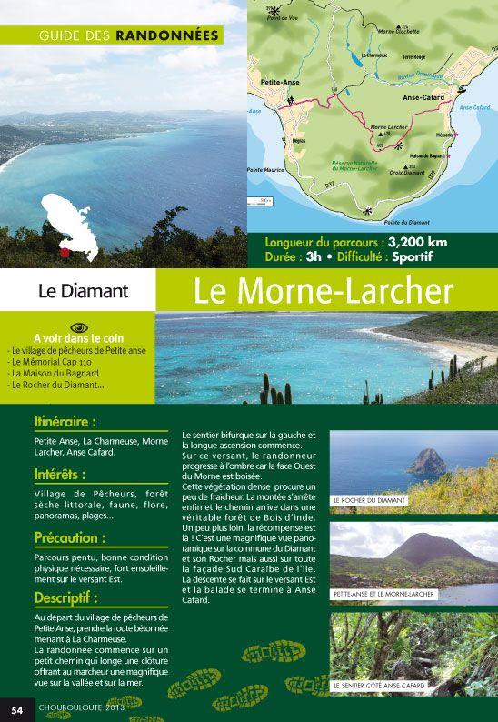 #Martinique #Randonnees Le Morne Larcher
