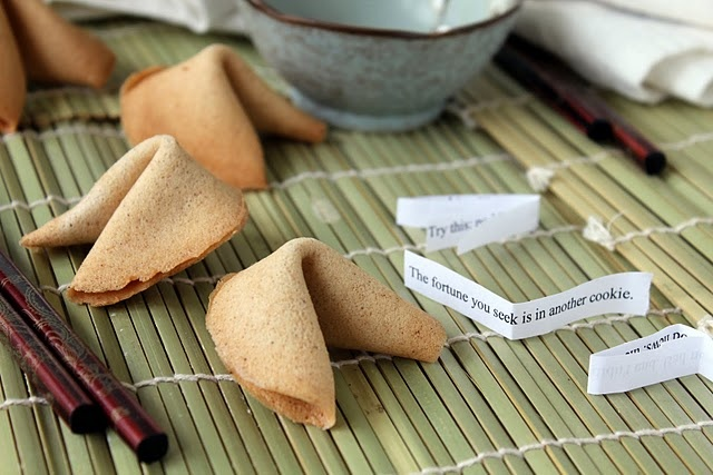 Fortune Cookies - fun idea for parties