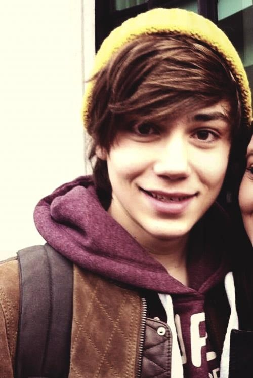 George Shelley from Union J