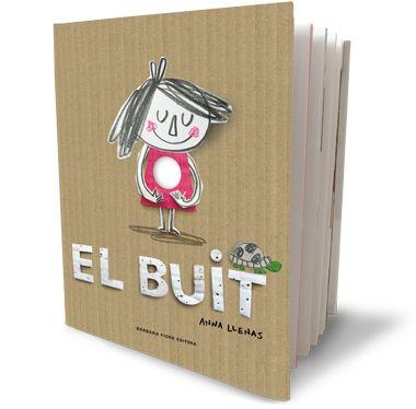 El buit, llibre interessantíssim per treballar les pèrdues i les emocions.