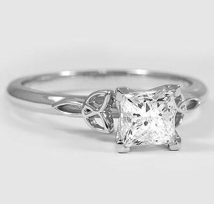 Wedding rings, a symbol of eternal love