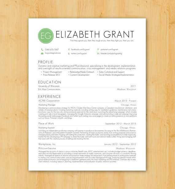 98 best images about resume writing on pinterest cool resumes