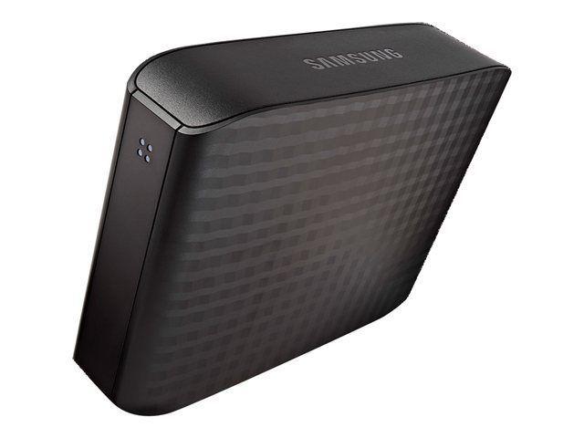 "Disque dur externe 3To Samsung D3 Station 3.5"" USB 3.0 STSHX-D301TDB"