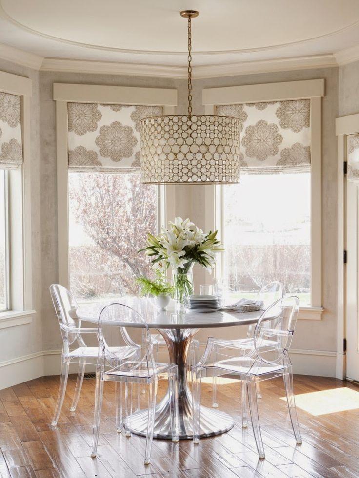 47 Best Bay Window Treatments Images On Pinterest Bays