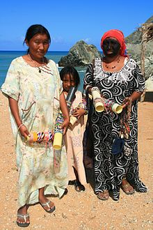 Wayuu people - Wikipedia, the free encyclopedia