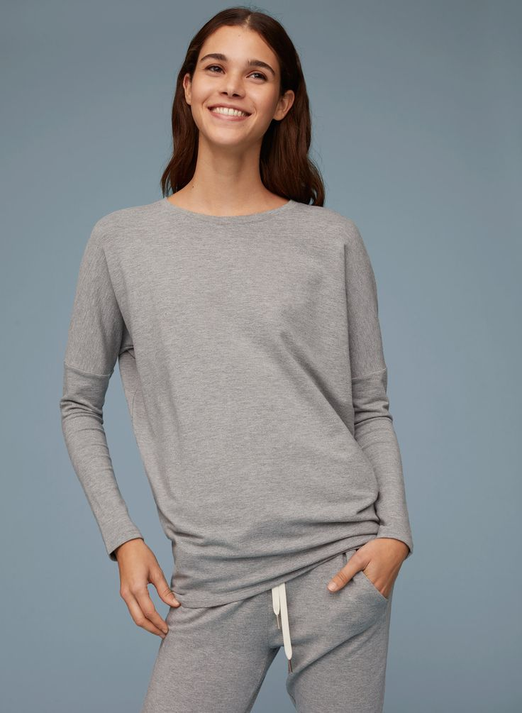 The Group by Babaton PAGE SWEATSHIRT | Aritzia