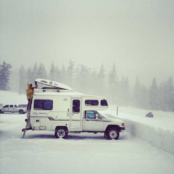 Used Toyota Campers For Sale: 25+ Best Ideas About Toyota Motorhome On Pinterest