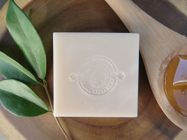 """""""HONEYBEE"""" ~ BC Wild Glacial Clay Organic soap ~ Made by: THE MOUNTAIN: BC SKINCARE CO. for $15.00 CAD bcmnt.skincareco@gmail.com"""