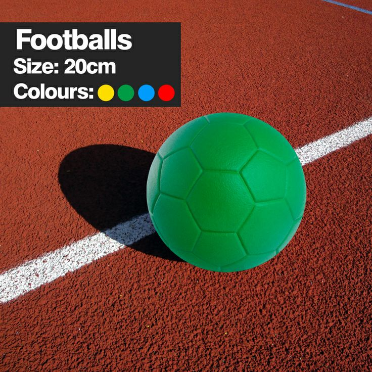 Full size Foam Footballs... http://urofoam.com/