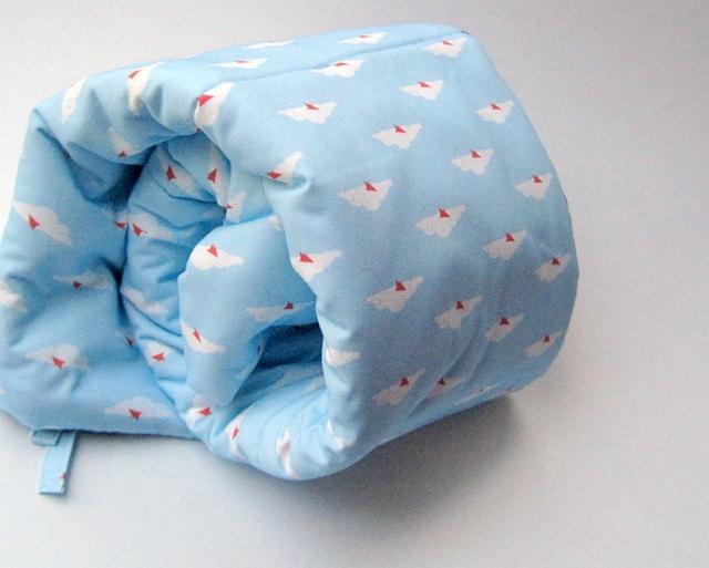 nap mat eco friendly organic toddler daycare by SewnNatural