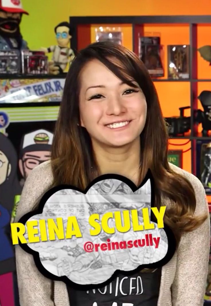 Reina Scully From #SourceFed on #YouTube https://twitter.com/ReinaScully https://www.youtube.com/user/ReinaScully