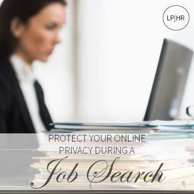 #Thursday #TechTips for Stealthy Job Seekers // How to Keep Your #Privacy Online // http://bit.ly/1fNQJUe