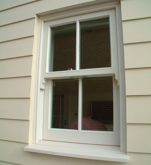 Sash Windows- all other bedrooms have these windows so id like to continue that with our new room!