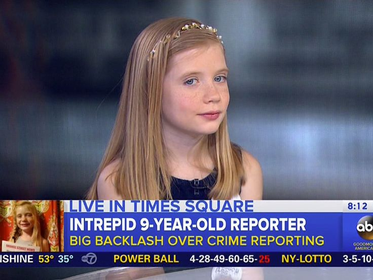 Meet the 9-Year-Old Crime Reporter Who Breaks Murder Stories (and Responds to Her Haters) with No Fear http://www.people.com/article/9-year-old-crime-reporter-hilde-kate-lysiak