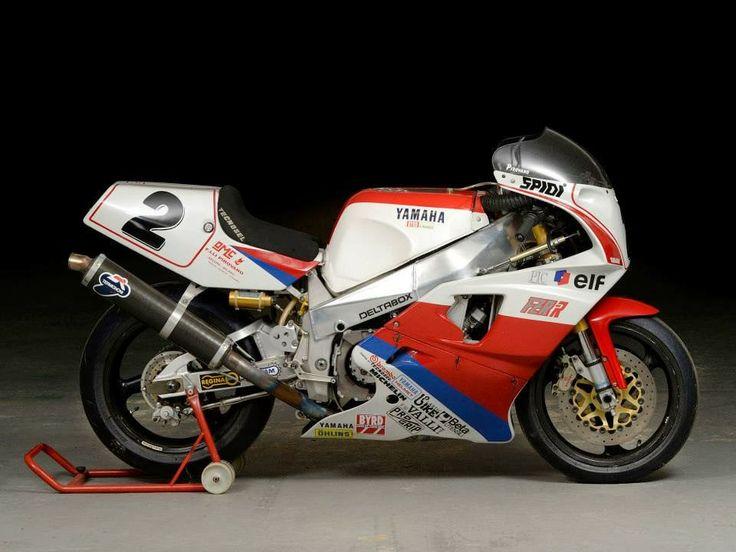Yamaha FZR 750 R OW-01 WSBK F.Pirovano 1992