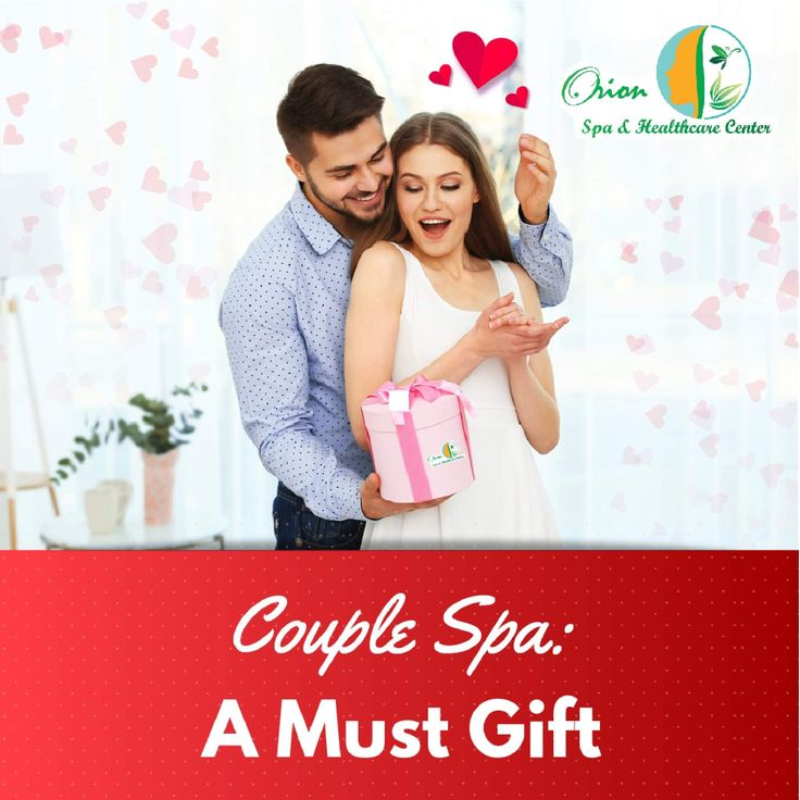 Couple spa is an absolute must-gift for celebrating ...