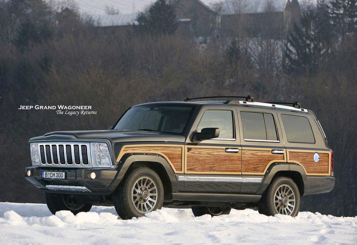 #Jeep Grand #Wagoneer top make a comeback