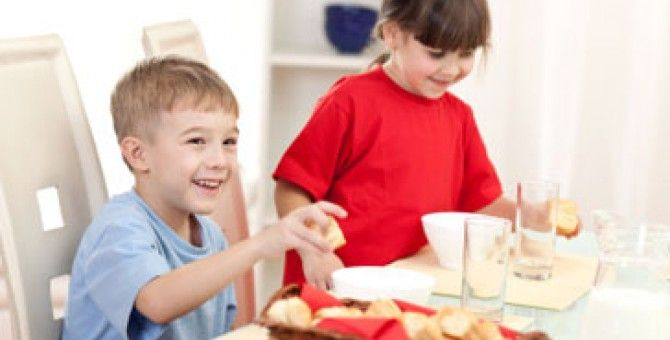 Tips  healthy eating for kids