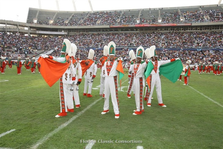 Baddest Band in the LAND... FAMU Marching 100.. #alumni