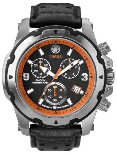 timex expedition chronograph silver tone bszpyia