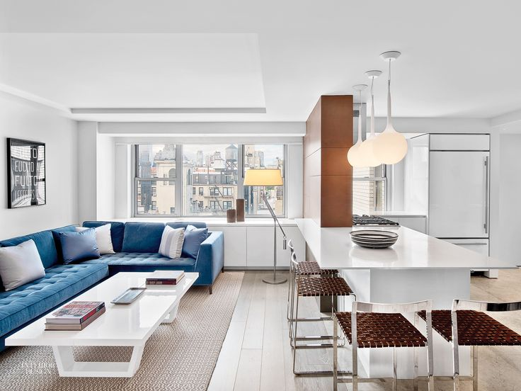 Hariri Architecture Helps An NYC Couple Downsize With Style