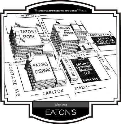 The T. Eaton Co., Ltd., Winnipeg, Manitoba, Canada