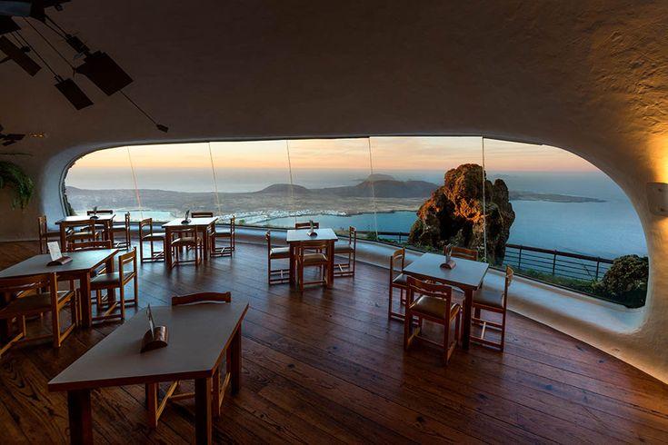 Afternoon tea at Mirador del Rio, Lanzarote – CACT Lanzarote