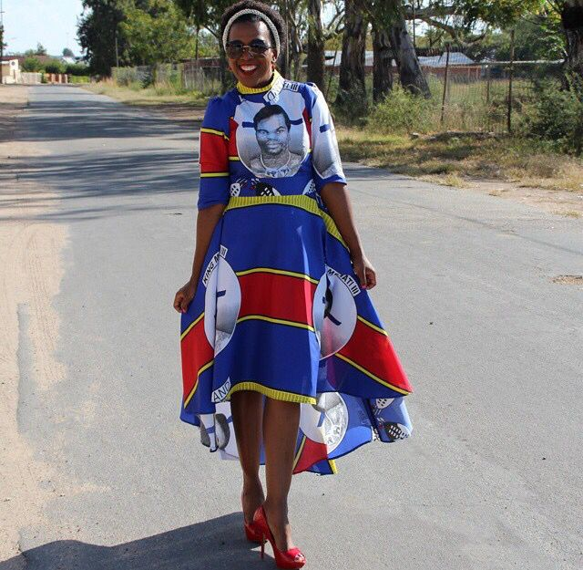 Swati Dress | Love #Swati #Swaziland #Swazi #SwatiWomen #AfricanFashion